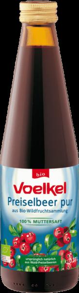 Preiselbeer pur (0,33l)