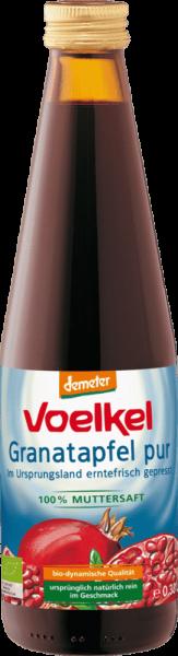 Granatapfel pur (0,33l)