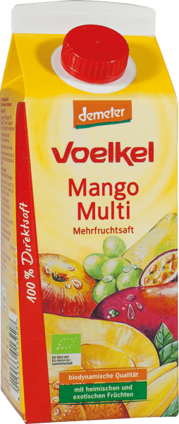 Mango Multi Mehrfruchtsaft (0,75l)
