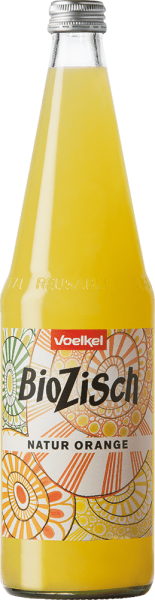 BioZisch Natur Orange (0,7l)