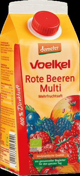 Roter Beeren Multi (0,75l)