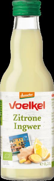 Zitrone Ingwer (0,2l)