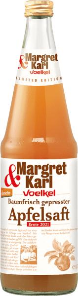 Margret & Karl Voelkel Apfelsaft (0,7l)