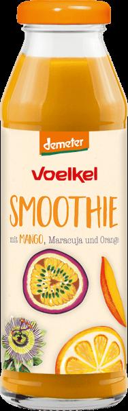 Smoothie mit Mango, Maracuja und Orange (0,28l)