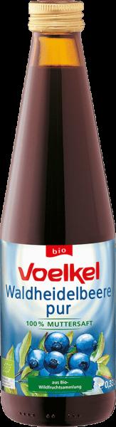 Waldheidelbeere pur (0,33l)