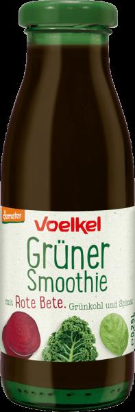 Grüner Smoothie Rote Bete Grünkohl Spinat (0,25l)