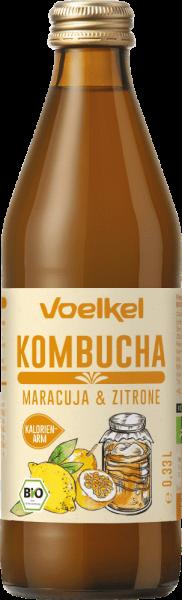 Kombucha Maracuja & Zitrone (0,33l)